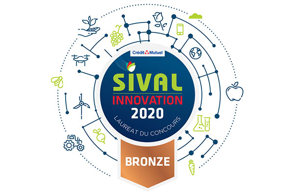 Logo Sival Innovation Médaille bronze