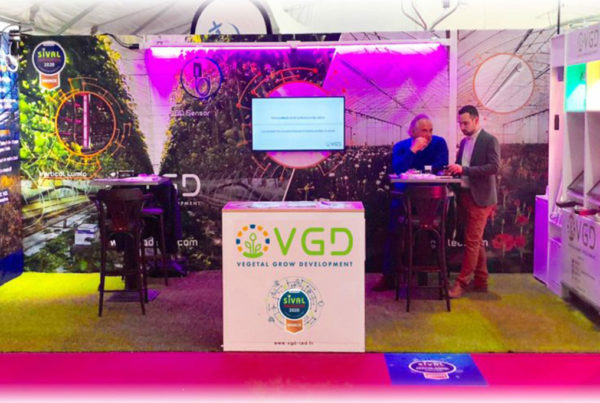 Stand VGD Sival Innovation 2020