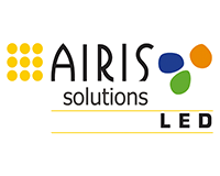 Logo Airis Solutions Led