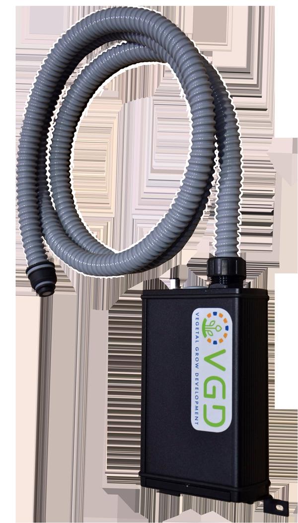 Capteur spectroradiomètre VGD