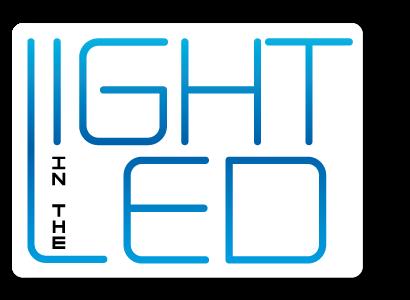 Logo Light in the Led