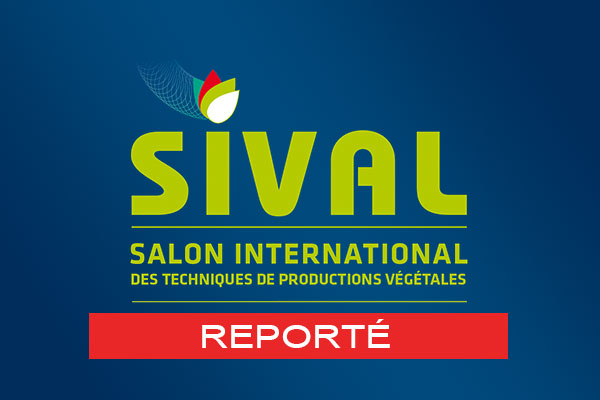 Sival salon international techniques de productions végétales angers janvier 2021