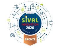 Récompense Sival 2020 Bronze