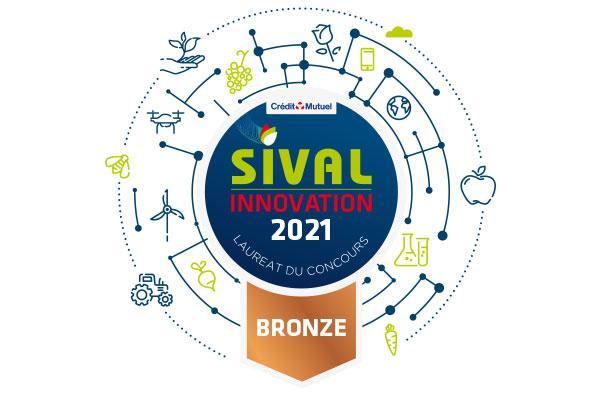 Sival Innovation 2021 Médaille bronze